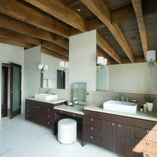 Contemporary Bathroom by Kelly Deck Design