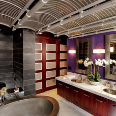 Contemporary Bathroom by Danenberg Design