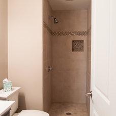 Traditional Bathroom by Hyland Homes