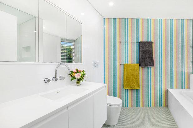 Contemporary Bathroom by Amalfi Tiles