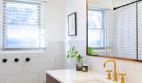 5 Solutions to Small-Bathroom Problems