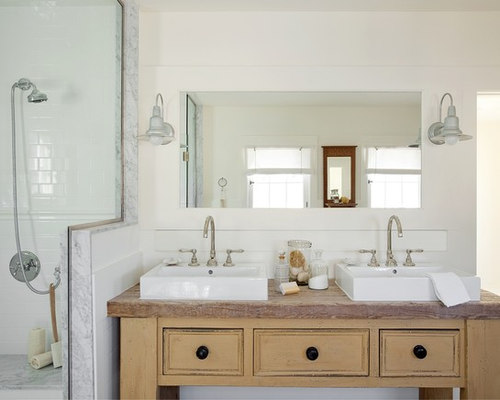 157 Curated Vintage Bathroom Light Fixtures Ideas By: Nautical Bathroom Vanity Light