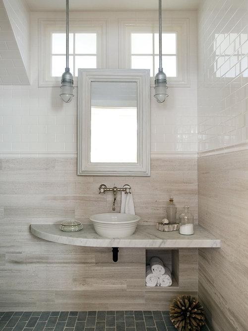photos et id es d co de wc et toilettes avec un carrelage beige. Black Bedroom Furniture Sets. Home Design Ideas