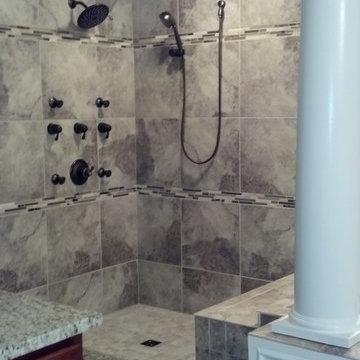 Concord Ohio Master Bath