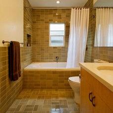 Modern Bathroom by Howells Architecture + Design, LLC