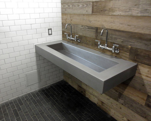 Concrete Ada Compliant Bathroom Sinks