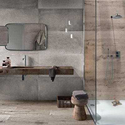 Modern Bathroom by The Tile People Ltd