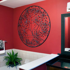 Asian Bathroom by Decorating Den Interiors --The Sisters & Company