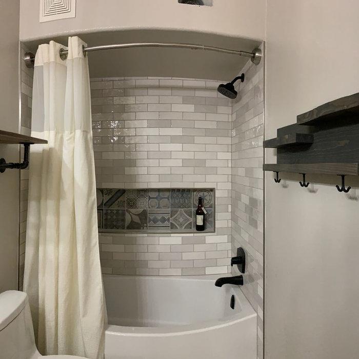 Condo guest bath