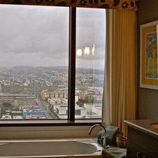 Modern Bathroom by Darci Goodman Design
