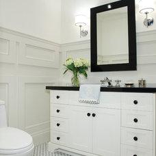 Traditional Bathroom Condo Renovation - Craigleith, ON