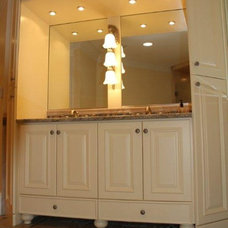 Traditional Bathroom by Anthony Derose and Sons, LLC