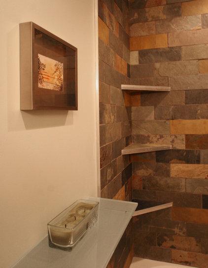 Contemporary Bathroom by Murnen Design