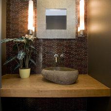 Contemporary Bathroom by Jim Kuiken Design