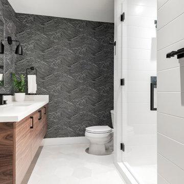 Contempo Casa Guest Bathroom