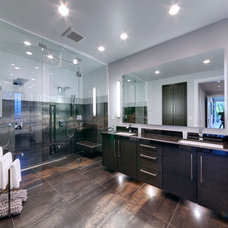 Contemporary Bathroom by Pinnacle Homes