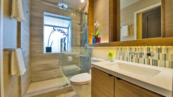 Contemporary Asian Bathroom
