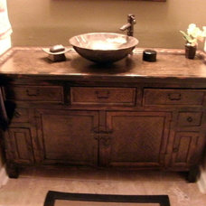 Asian Bathroom by Decor Direct Wholesale Warehouse