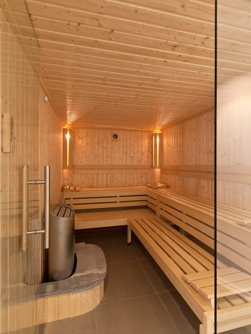 Small sauna ideas pictures remodel and decor for Sauna decoration ideas