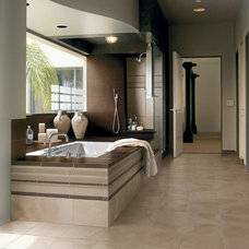 Contemporary Bathroom by Abbey Carpets Unlimited