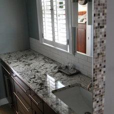 Contemporary Bathroom by Dresser Homes