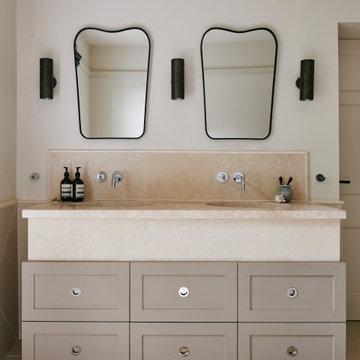 Contemporary Bath Home