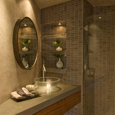 contemporary bathroom by Indivar Sivanathan