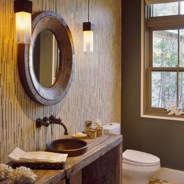 Contemporary Bath Pendants By Rocky Mountain Hardware