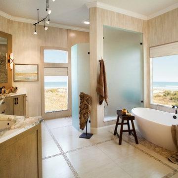 Contemporary Bath Remodel