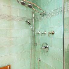 Contemporary Bathroom by Kitchen & Bath Gallery