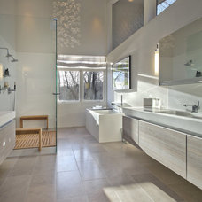 Contemporary Bathroom by The Collection on 5