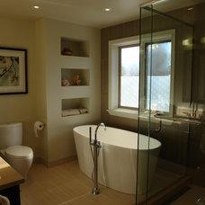Contemporary Bathroom by Dan Lavigne
