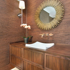 Contemporary Bathroom by 2 Design Group