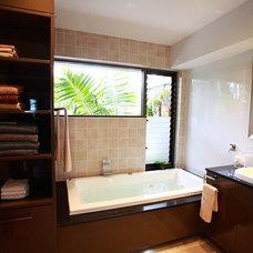 Modern Bathroom by Adrian Ramsay Design House