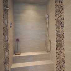 Contemporary Bathroom by All in the Details
