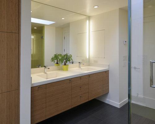 SaveEmail. Houzz   Vertical Vanity Lighting Design Ideas  amp  Remodel Pictures