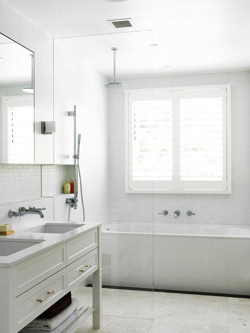 Elegant Bathroom Houzz
