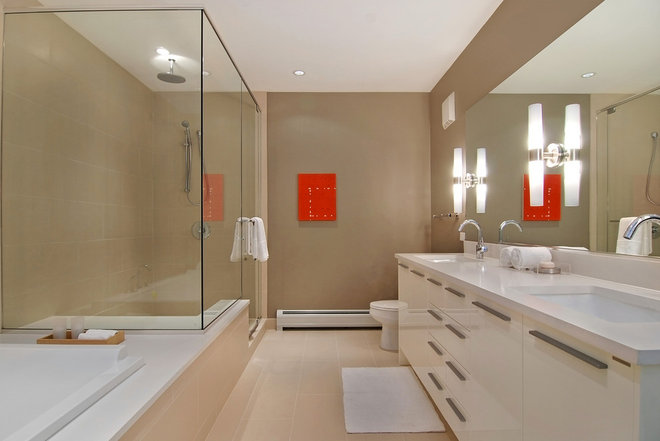 Contemporary Bathroom by ARMAZEM.design