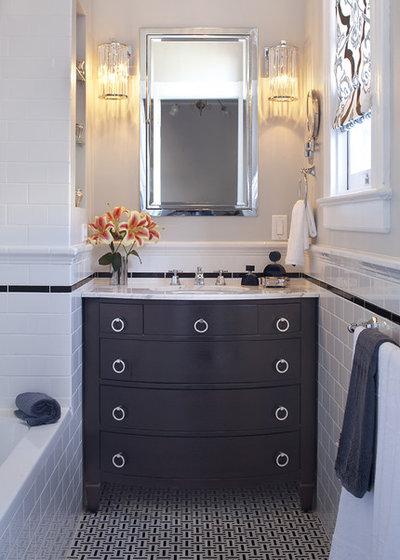 Luxury Contemporary Bathroom Contemporary Bathroom