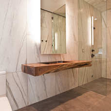 Contemporary Bathroom by Assembledge