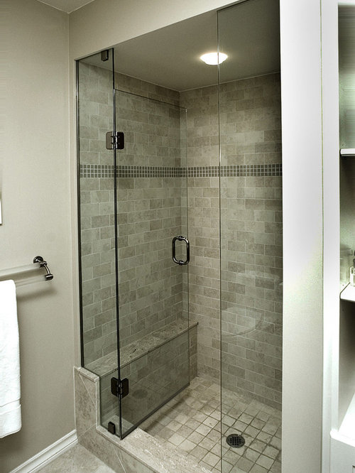 Steam shower bathroom designs - 3x5 Shower Home Design Ideas Pictures Remodel And Decor