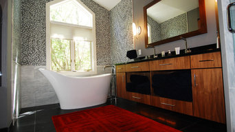 Contemporary Bathroom, Bailey Residence