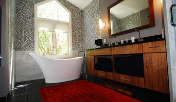 Contemporary Bathroom, Bailey Residence