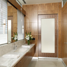 Contemporary Bathroom by Benning Design Associates