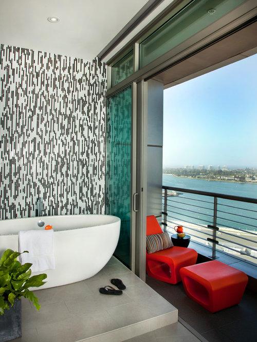 Flip Flops Bathroom Design Ideas Remodels Amp Photos