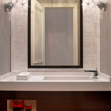 Contemporary Bathroom by Britto Charette Interiors - Miami Florida