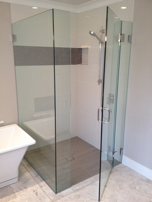 Barrier Free Shower Houzz