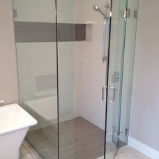 contemporary bathroom by John Whipple - By Any Design ltd.