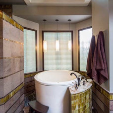 Contemporary Bathroom by By Design Interiors, Inc
