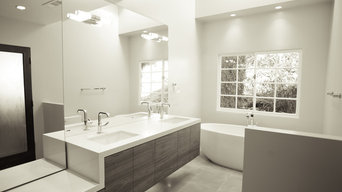 Contemporary Bathroom by Fairpoint Construction